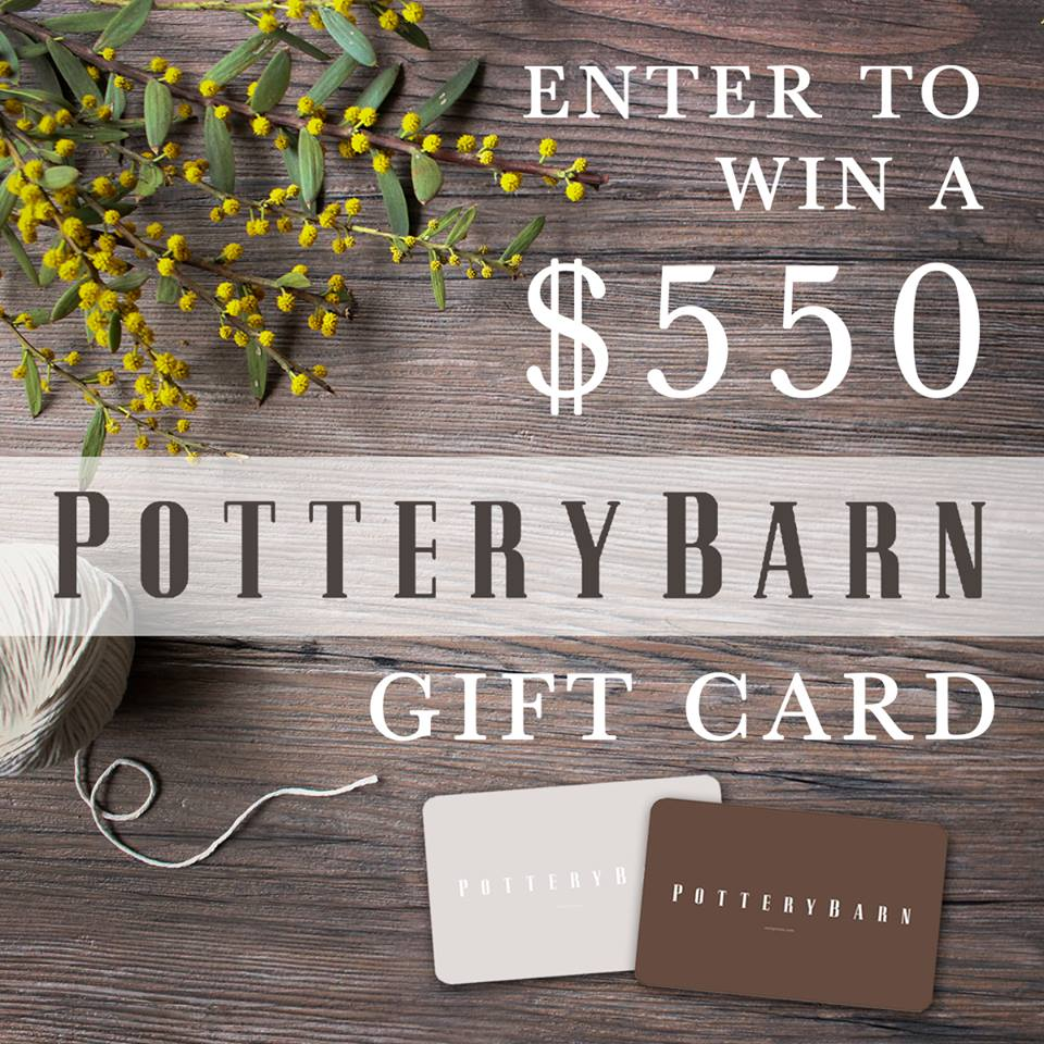 Pottery Barn Gift Card Giveaway | Chicago Photographer | Patricia Anderson Photography