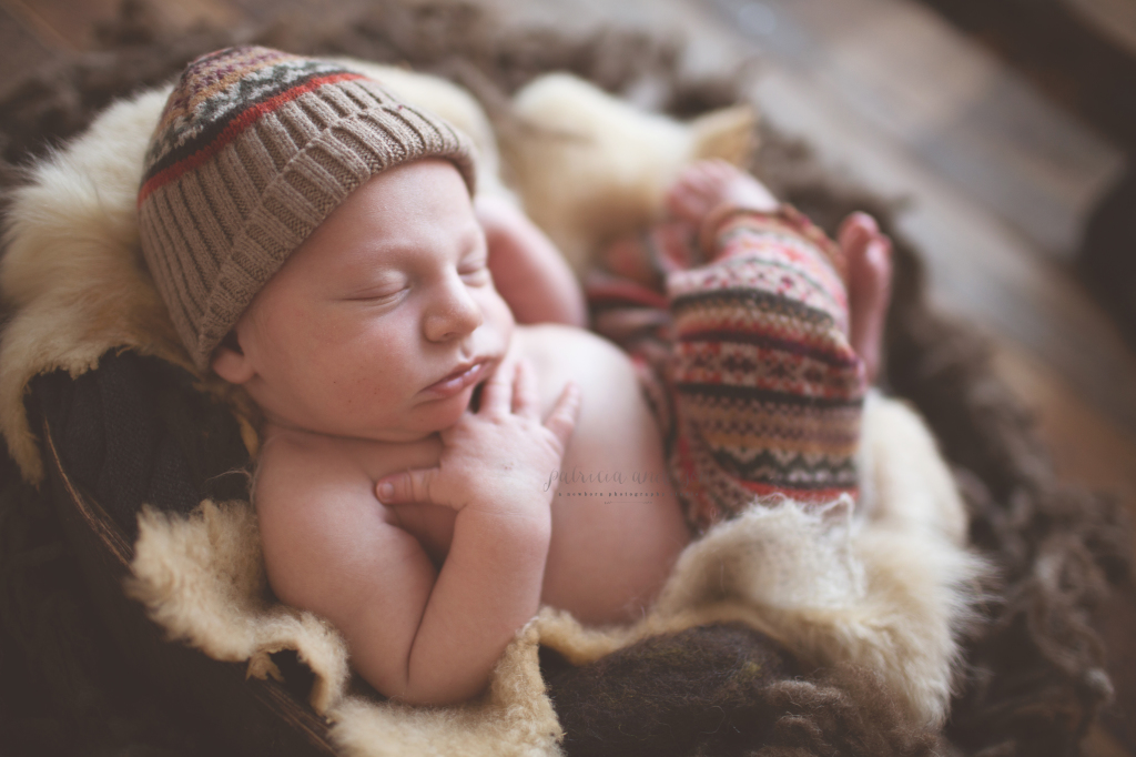 Chicago Newborn Photography | Patricia Anderson Photography