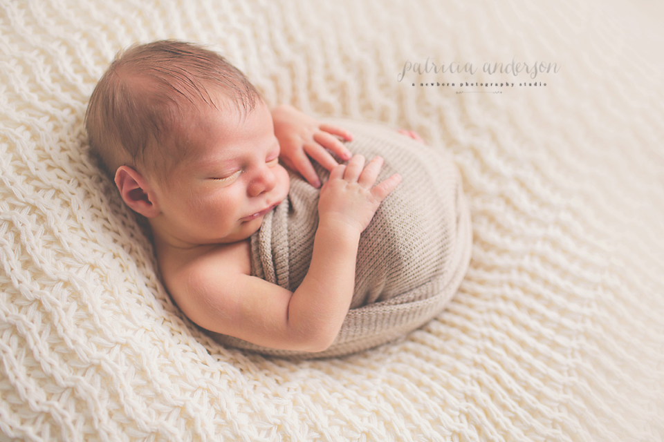 Baby Michael (Chicago IL Newborn Photographer )