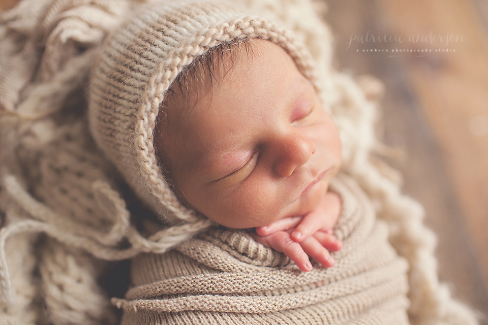 Baby michael chicago il newborn photographer