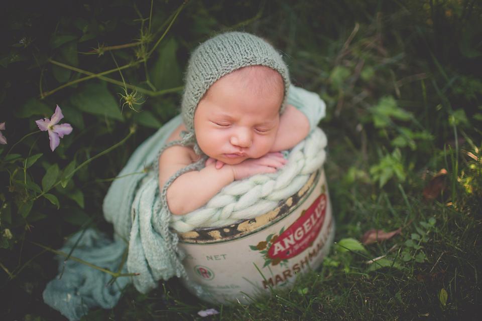 Chicago IL Newborn Photographer